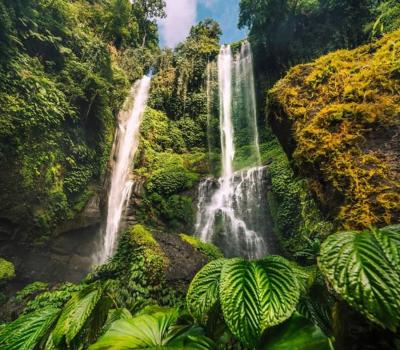 How To Get Sekumpul Waterfall From Ubud?