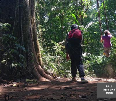 Buyan and Tamblingan Jungle Trekking