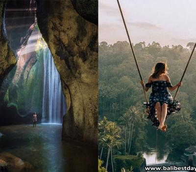 Bali Swing and Waterfall Tour, Create Much Memorable Memories in God Island