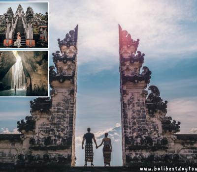 Bali Instagram Tour: Lempuyang Temple and Tukad Cepung Waterfall $55