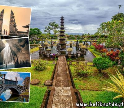 Lempuyang Temple, Tirta Gangga, and Tukad Cepung Waterfall Trips Tour