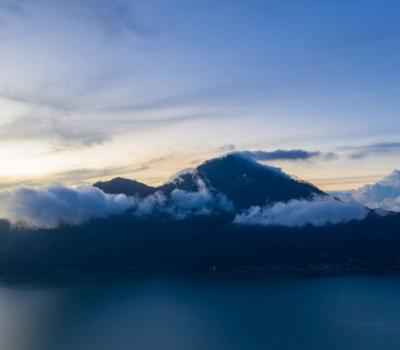 Mount Batur Sunrise Trekking Private from Ubud (All-Inclusive)