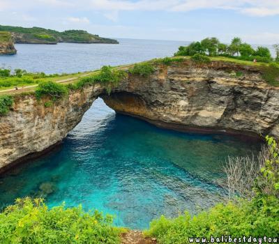 Bali Nusa Penida Island Day Trip Tour Package at $55/IDR 750K
