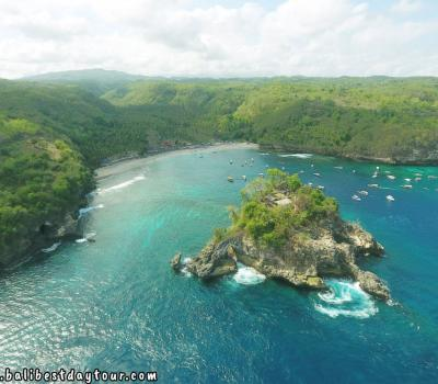 Nusa Penida Private Day Trip Package (Pick Up from Bali)