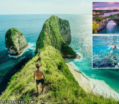 4 Best Spots in Nusa Penida Snorkeling and Island Tour Itinerary