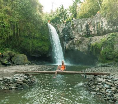 Recommended Taxi Service from Ubud to Tegenungan Waterfall