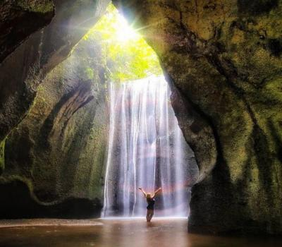 Ubud Tukad Cepung Waterfall Tour Package at Affordable Price