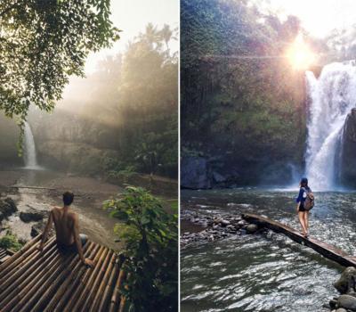 Ubud Taxi to Tegenungan Waterfall (Private Trip)