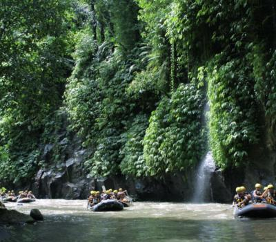 Bali White Water Rafting on Ayung River (Only at IDR 500.000)