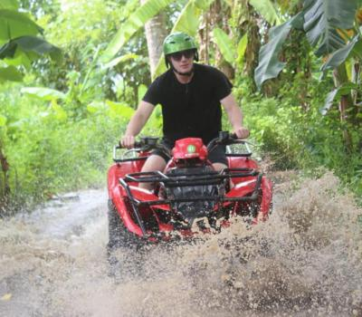 Bali White Water Rafting and Quad Biking Ubud – Include Lunch