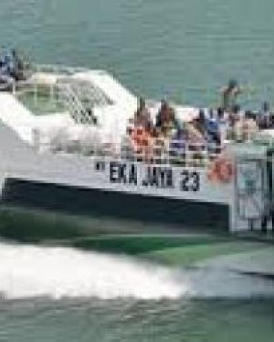 Safest Daily Fast Boat to Gili from Sanur or Padang Bai Bali