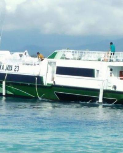Safest Daily Fast Boat from Sanur to Nusa Penida Island