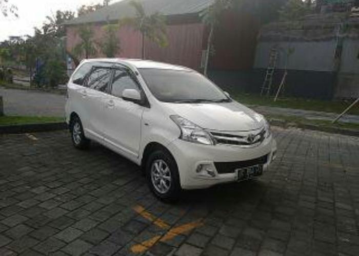 Bali Hire Car Toyota Avanza