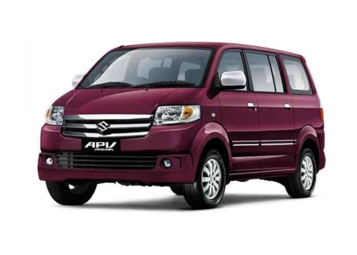Bali Hire Car Suzuki APV