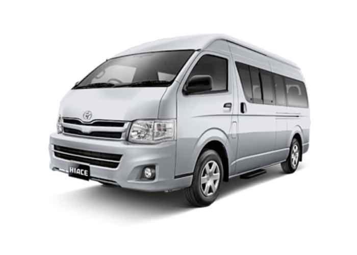 Bali Hire Car Toyota Hiace