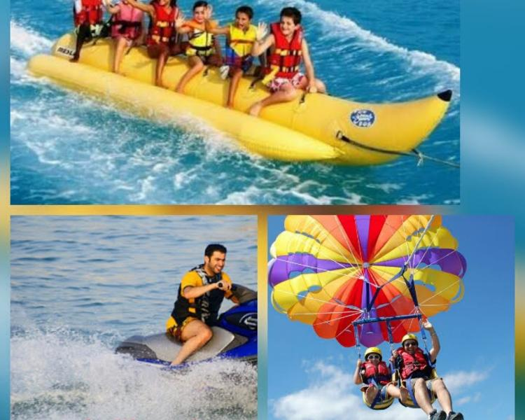 Cheap Bali Water Sports Package, Price Start From IDR 205.000