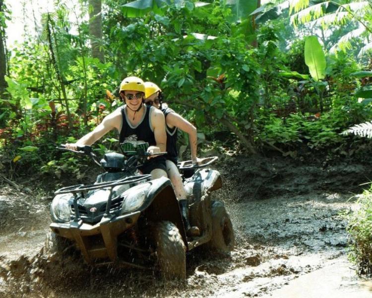 Bali Atv Quad Bike Adventure, Get Through Forest and Temple