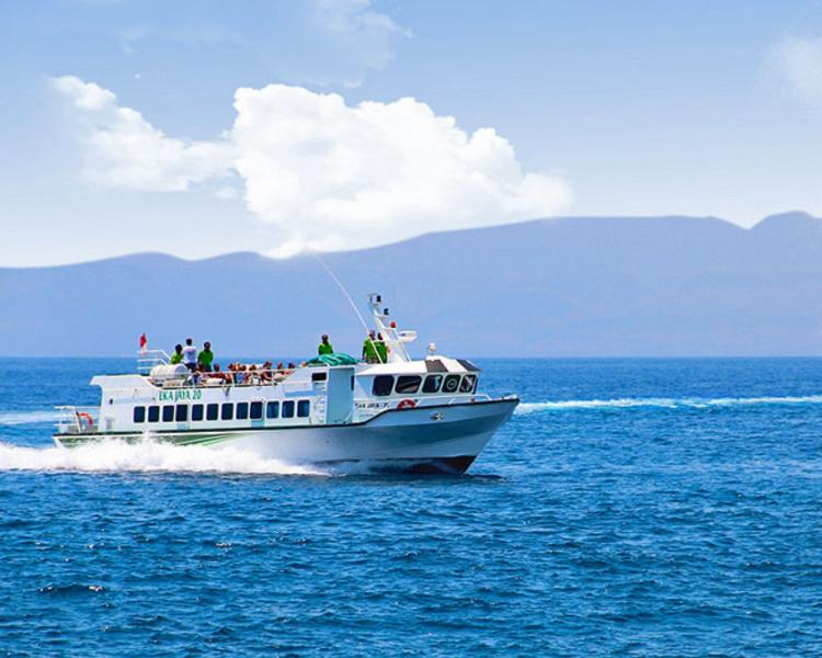 Safest Daily Fast Boat From Sanur To Nusa Penida
