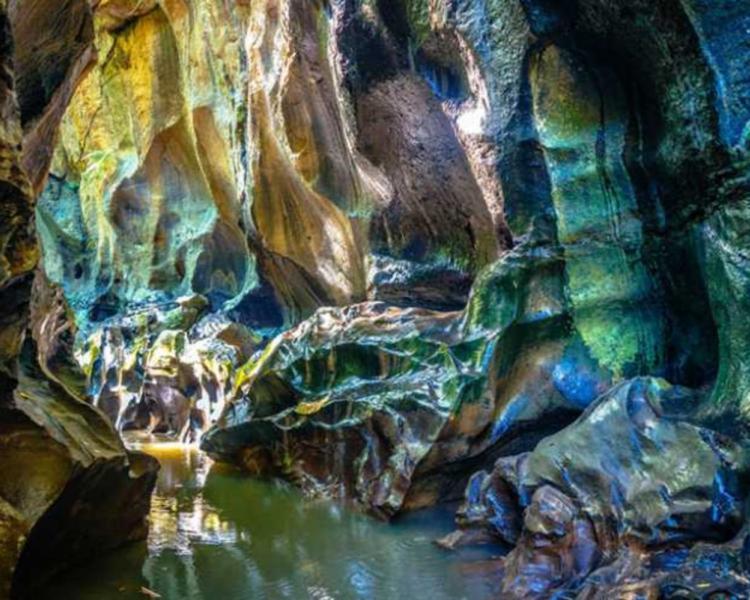 Hidden Canyon Adventure Beji Guwang Bali