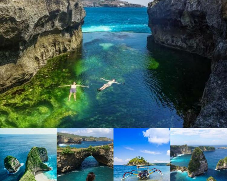 private package 2 day 1 night trip nusa penida