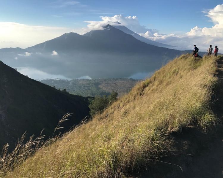 Memorable Mount Batur Private Trekking Coffee Plantation Tour