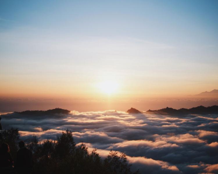Join Now! Private Mount Batur Sunrise Trekking Hot Spring Tour
