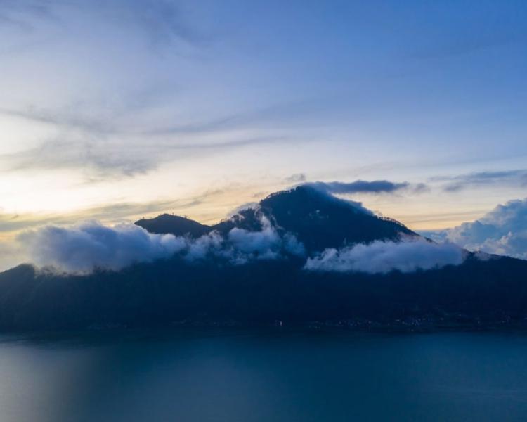 Mount Batur Sunrise Trekking Private from Ubud (All-Inclusive)