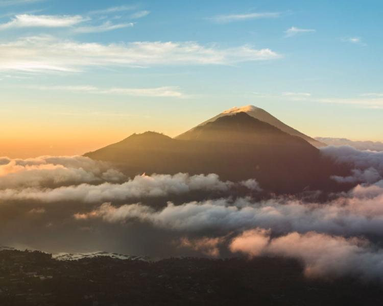 Mt. Batur Sunrise Trek & Relax Natural Hot Spring – A Must to Do!