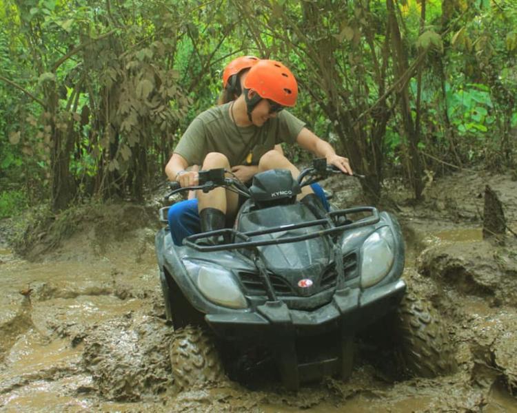 Bali Quad Biking and White Water Rafting Ubud - IDR 850K/Person