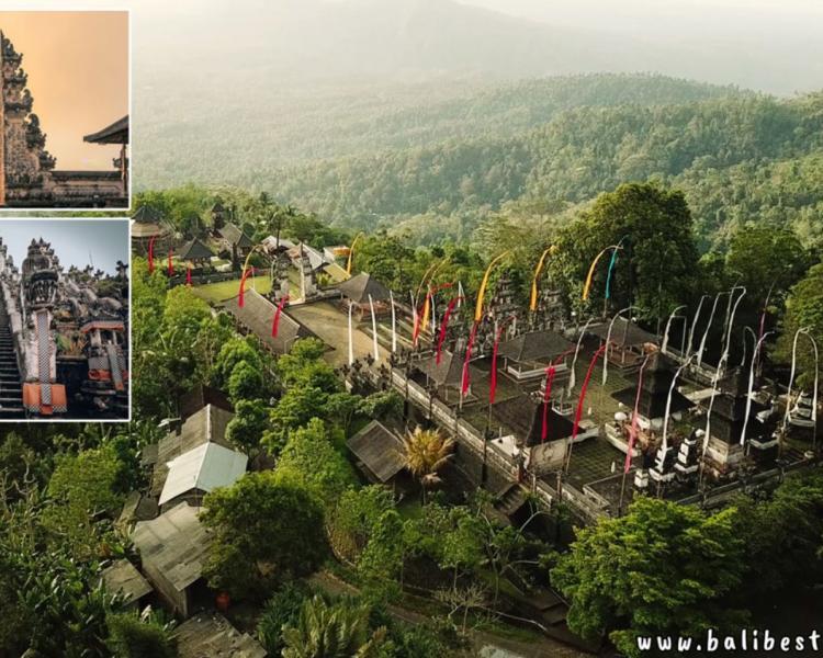 The Secret Gate of Heaven Pura Lempuyang Temple Tour (Bali)