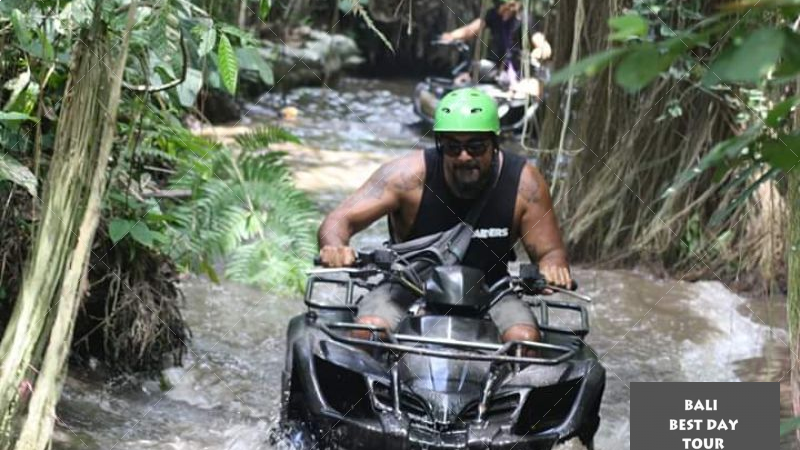 An Affordable Price ATV Adventure Ubud Bali $50