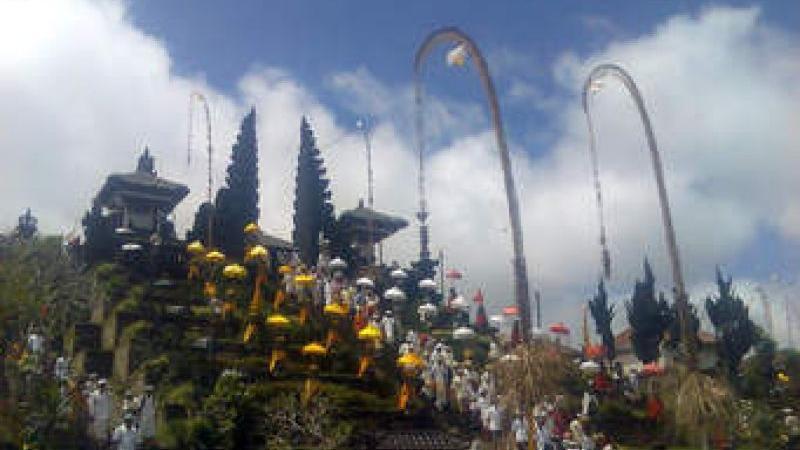 Besakih Mother Temple Tour