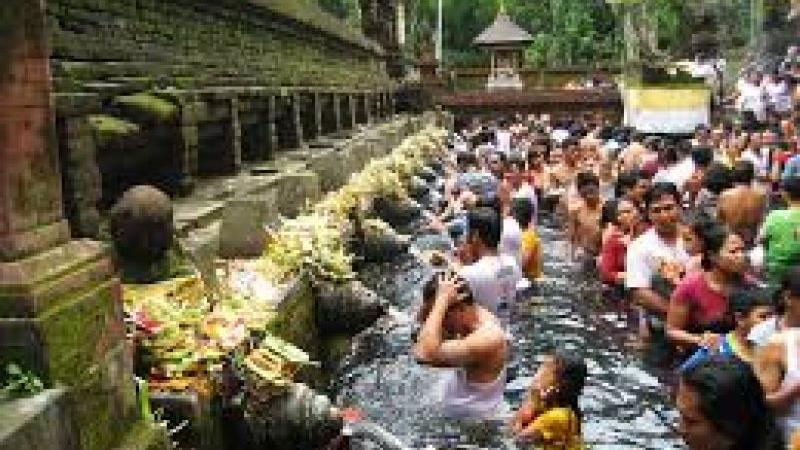 Full Day Kintamani  Bali Volcano Tour