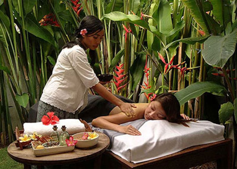 Bali Best Spa Honeymoon Package