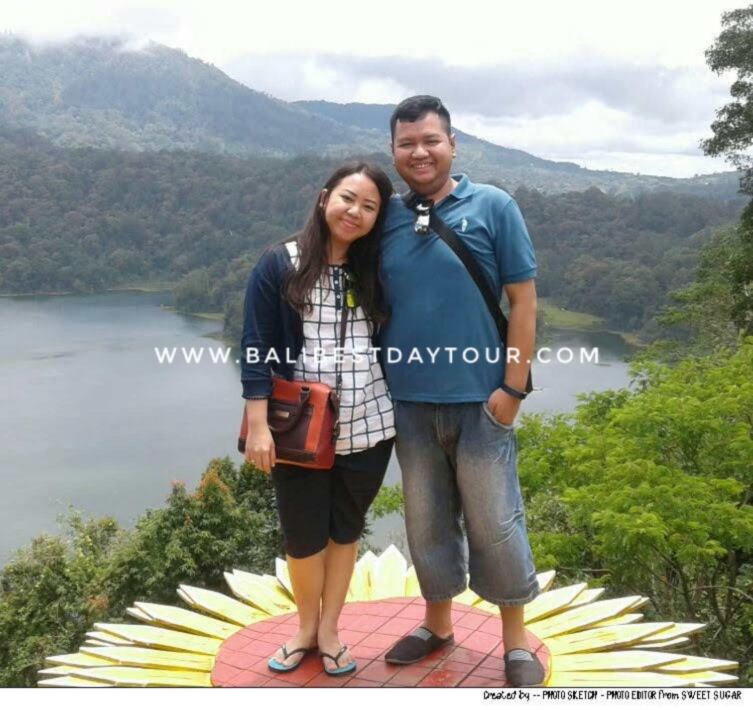 Bedugul is one amazing destination for bali honeymoon tour packages