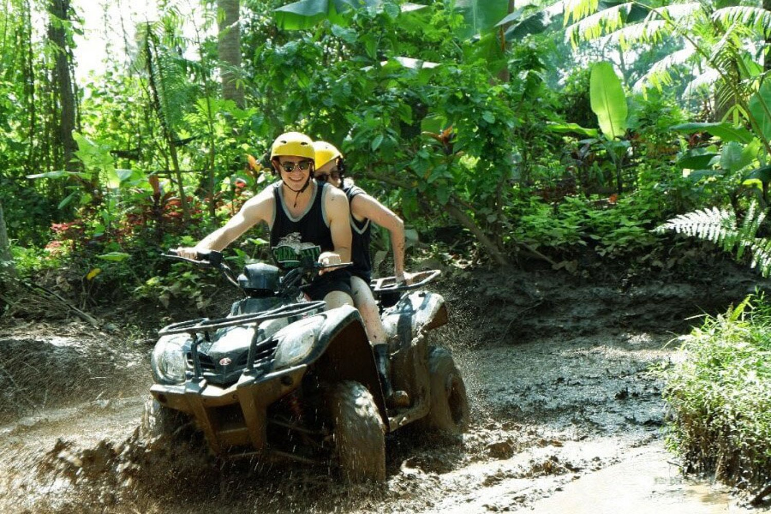 Bali Atv Quad Bike Adventure, Get Through Forest and Temple