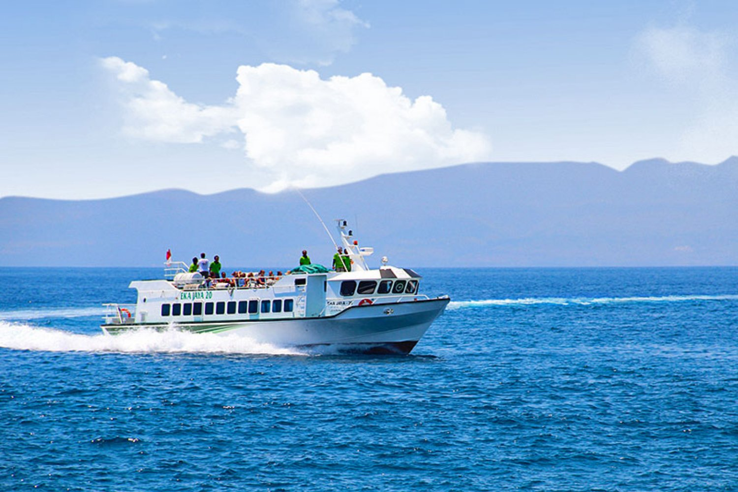 How Much Is The Ferry From Sanur To Nusa Penida?