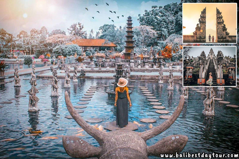 Lempuyang Temple Tirta Gangga East Bali Tour