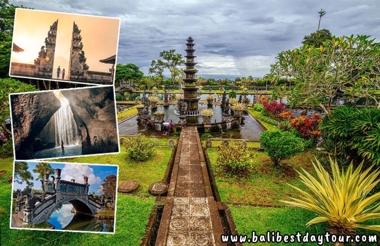 Lempuyang Temple, Tirta Gangga, and Tukad Cepung Waterfall Trips Tour