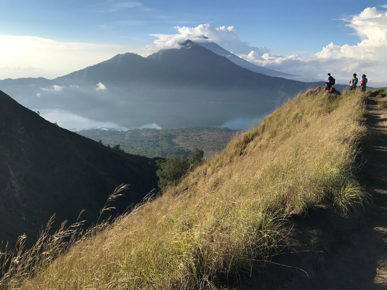 Memorable Mount Batur Private Trekking Coffee Plantation Tour