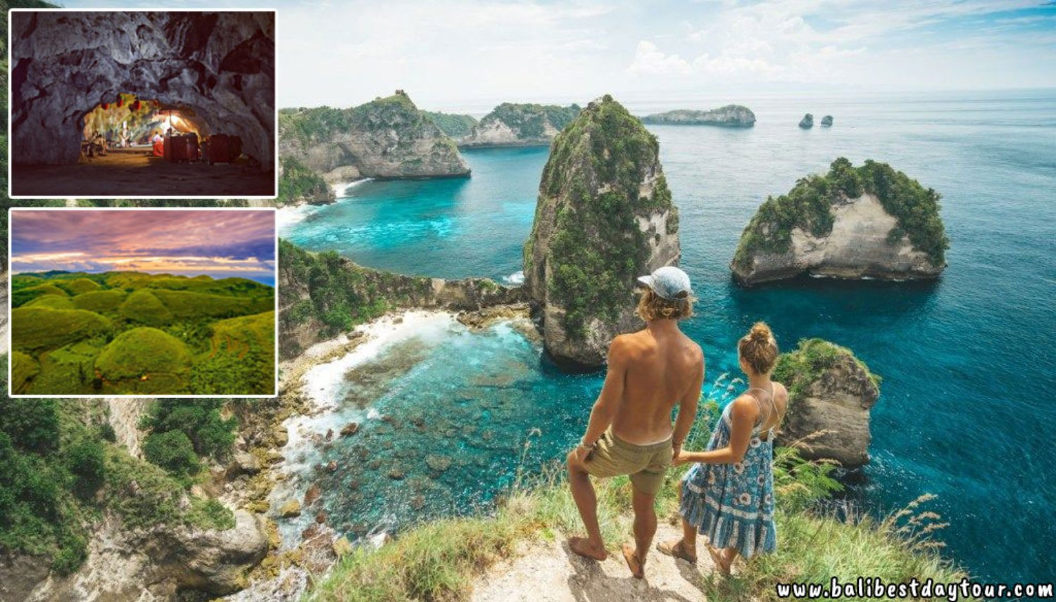 Special Price for Nusa Penida Day Tour Package