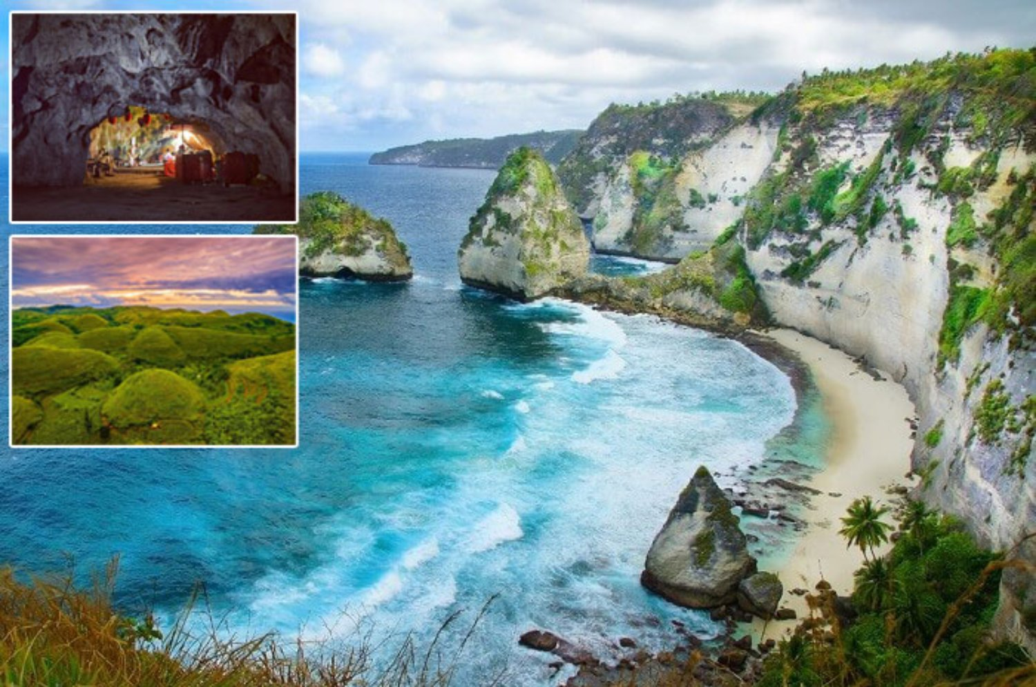 Have The Nusa Penida Tour Package at Affordable Price