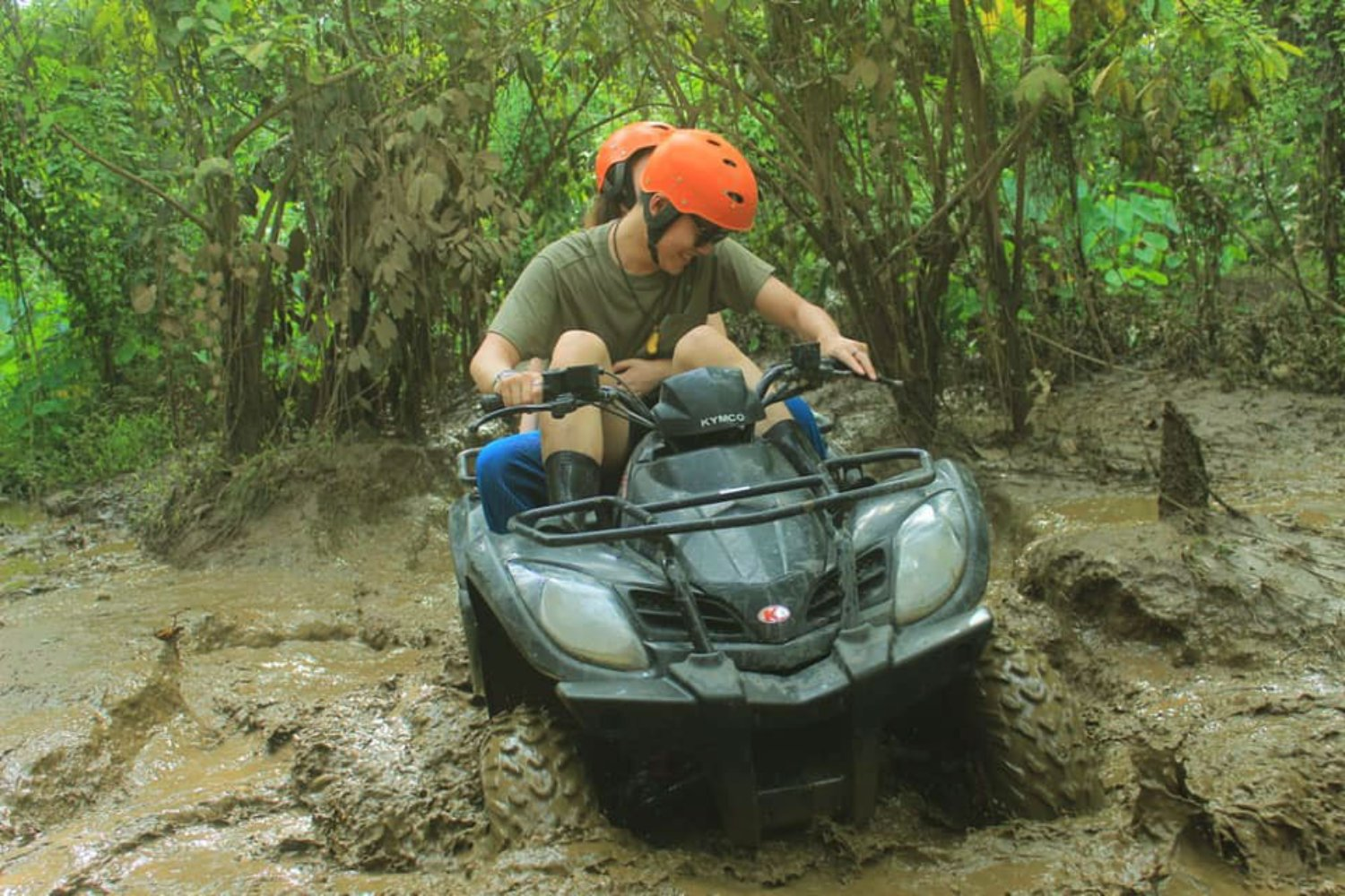 Bali Quad Biking and White Water Rafting Ubud - IDR 850K/Person