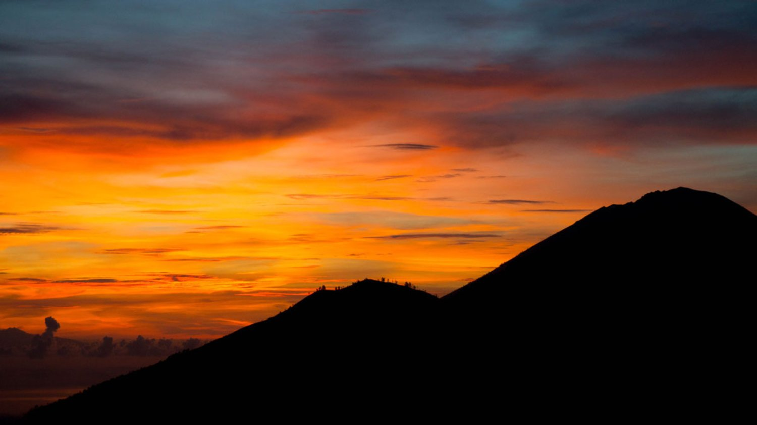 Get Special Package Here! Private Mount Batur Trekking and Hot Spring