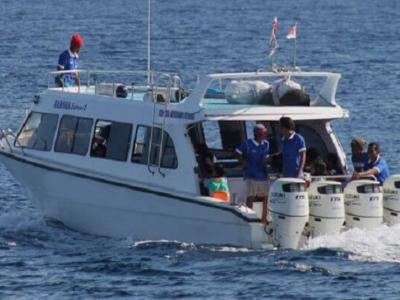 Fast Boat Mola Mola Express (1) 1