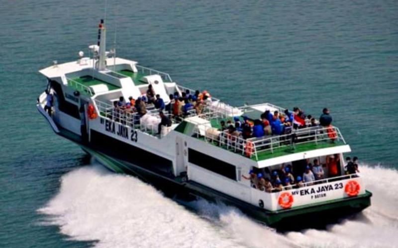 Fast Boat Eka Jaya