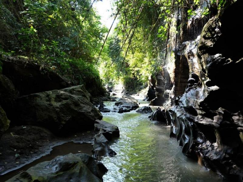 Hidden Canyon Adventure Beji Guwang Bali