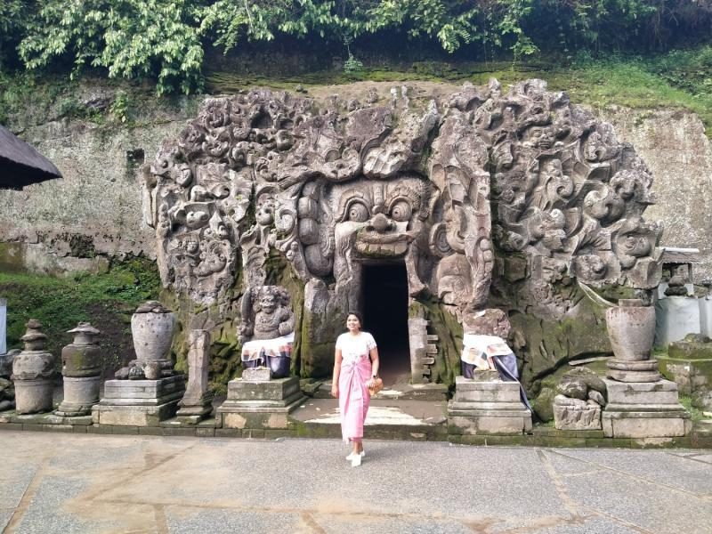 Ubud Tour Elephant Cave Temple