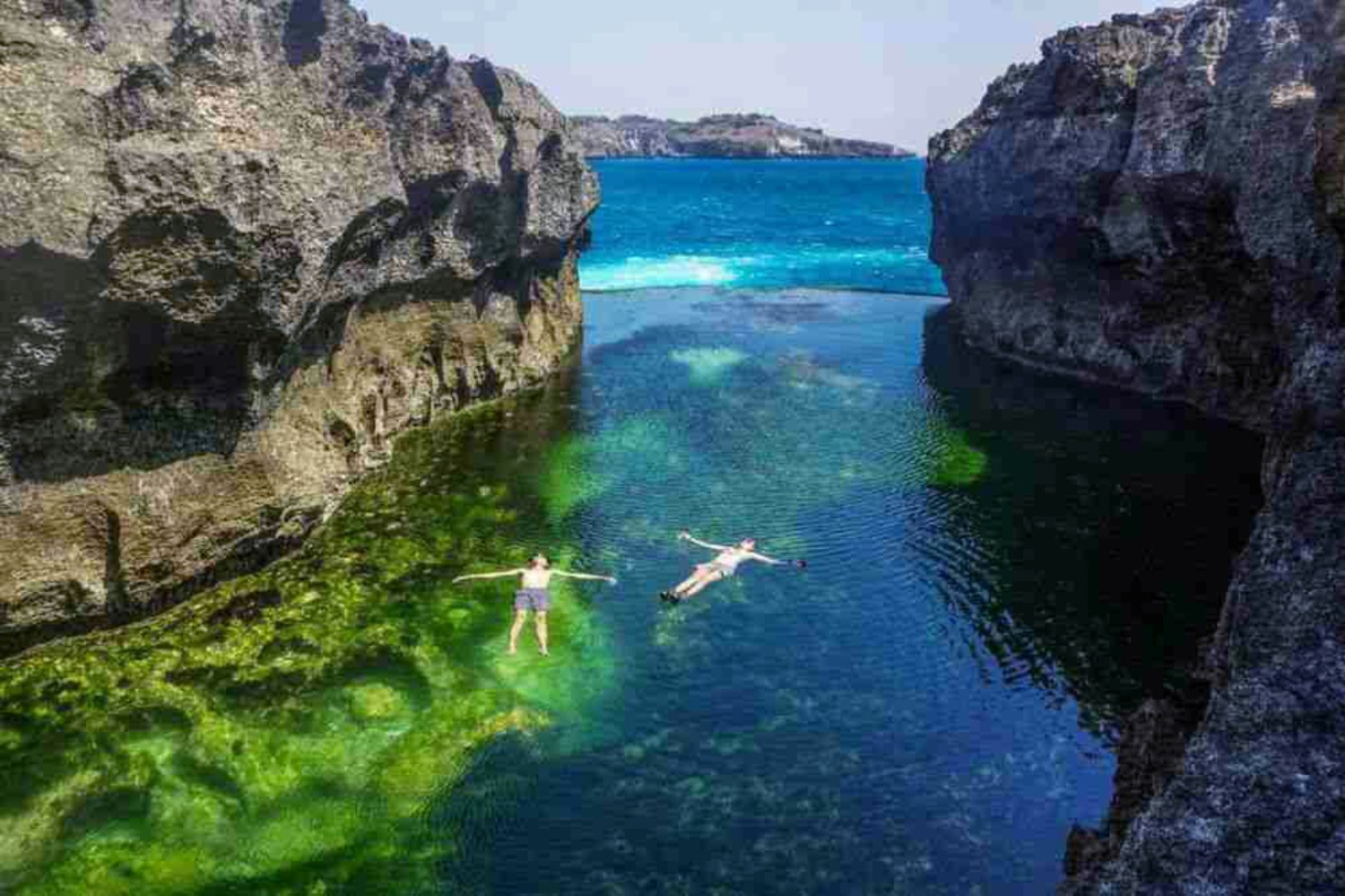 Angel Billabong in Nusa Penida