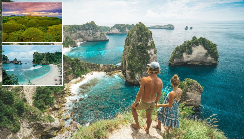 Bali Nusa Penida Tour Trip